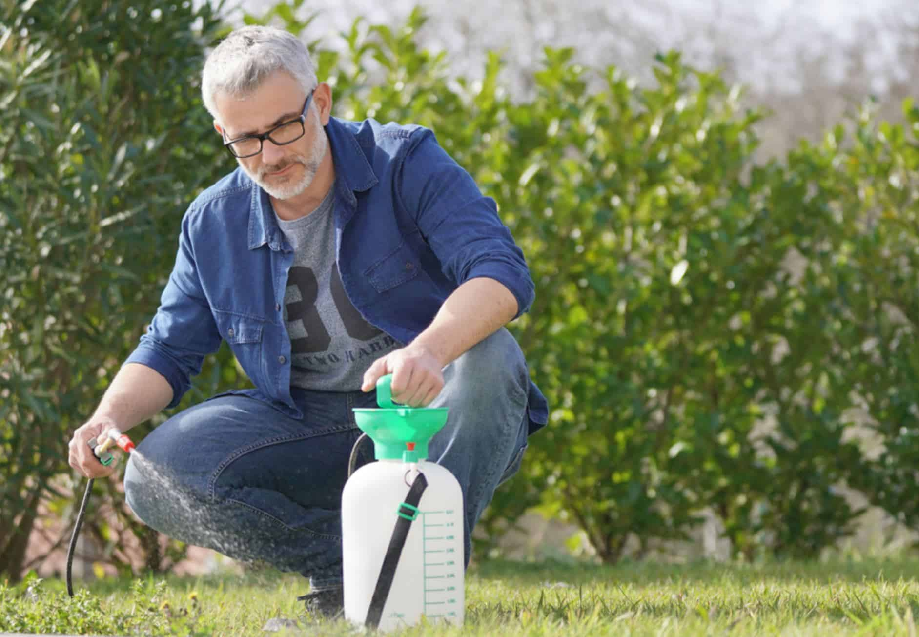 How to Use Post-Emergent Herbicides Safely 1